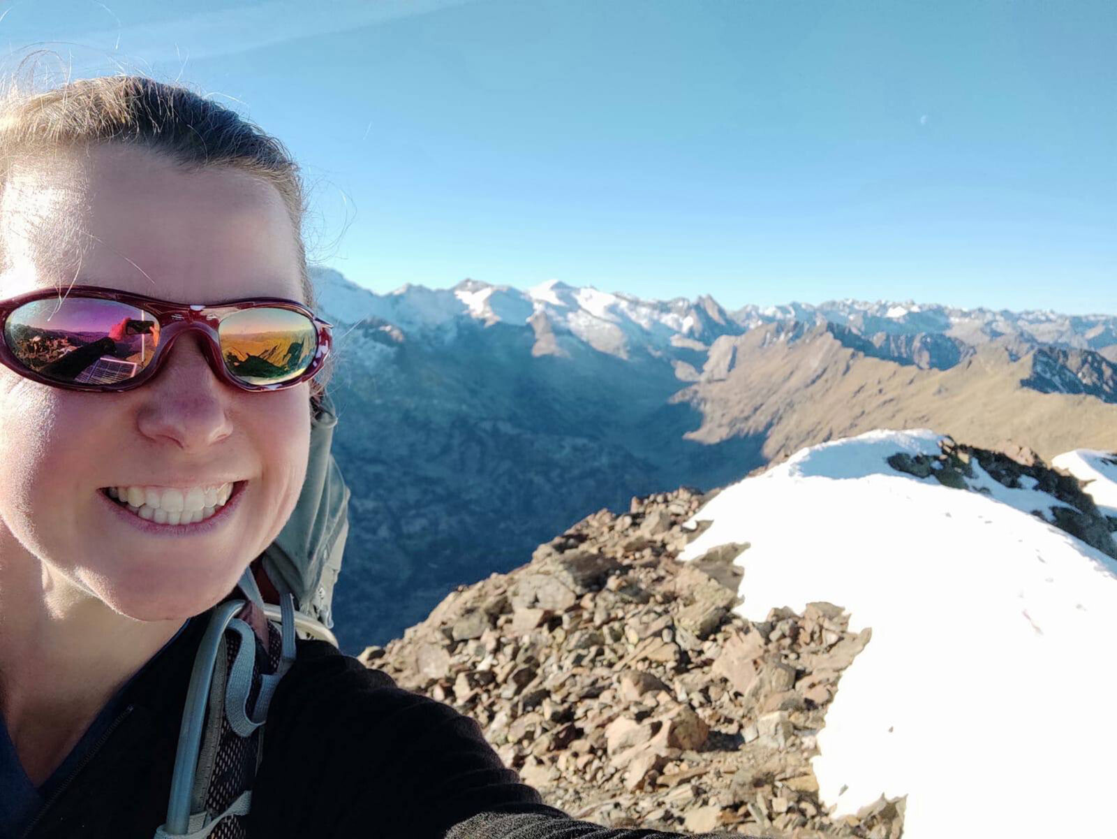 Bone confirmed to be remains of missing British hiker Esther Dingley