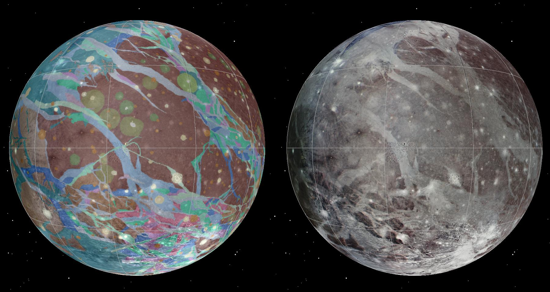 NASA mission to get up close with Jupiter moon — the largest in the solar system