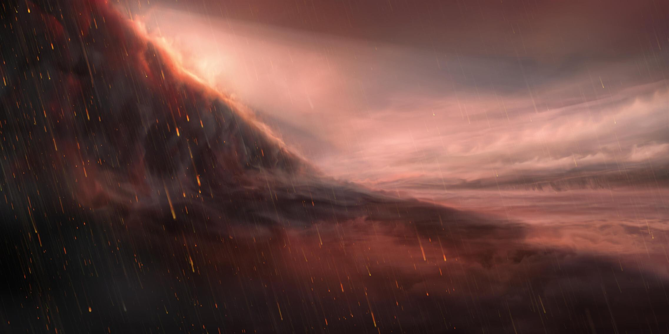 Planet with iron rainfall is even more extreme than scientists thought