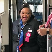 This brave teen with Down syndrome is taking to the sky as a flight attendant despite a bleak prognosis
