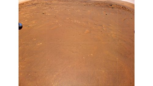 Image for Mars helicopter successfully flies to a new destination