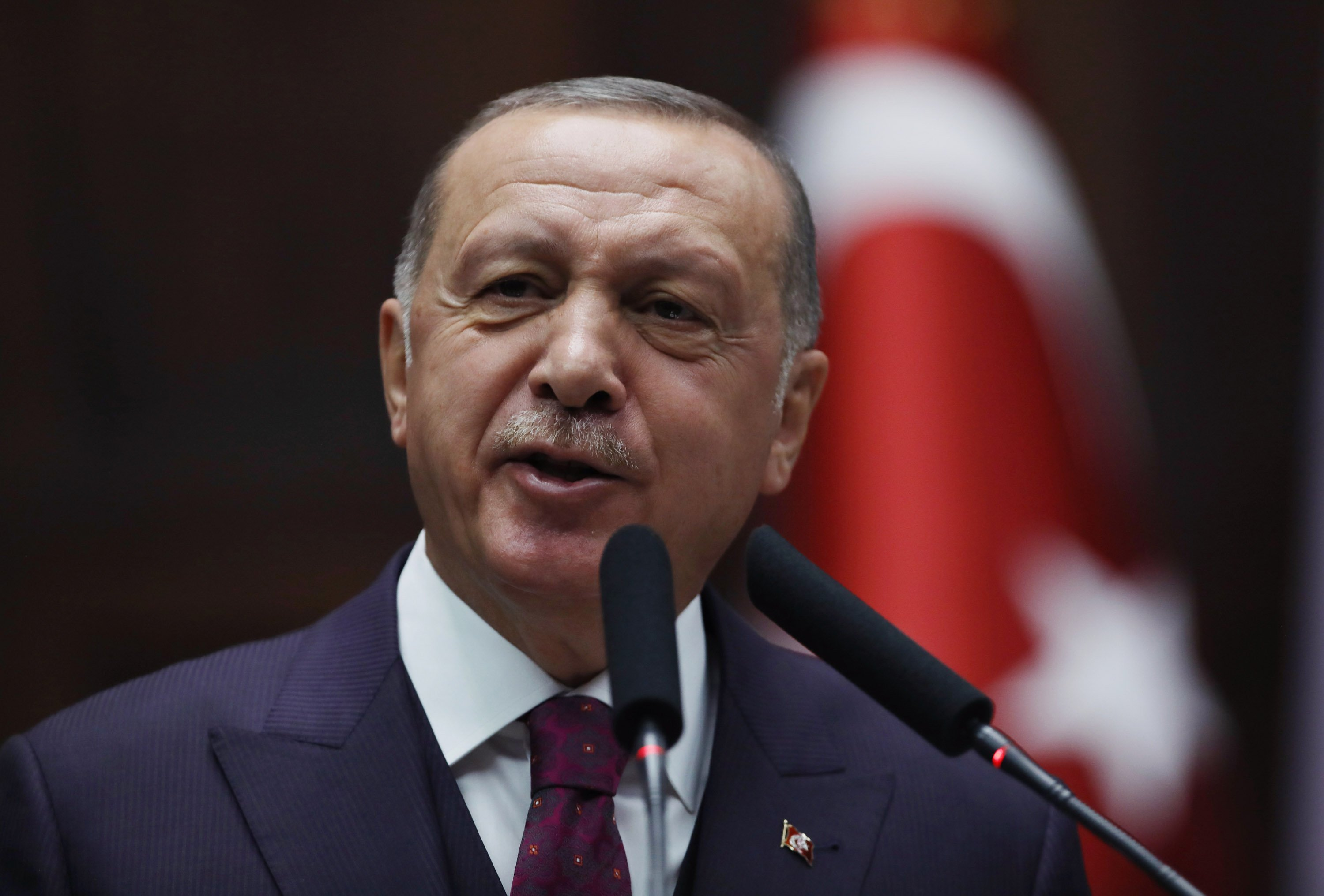 Expect the red carpet for Erdogan at the White House