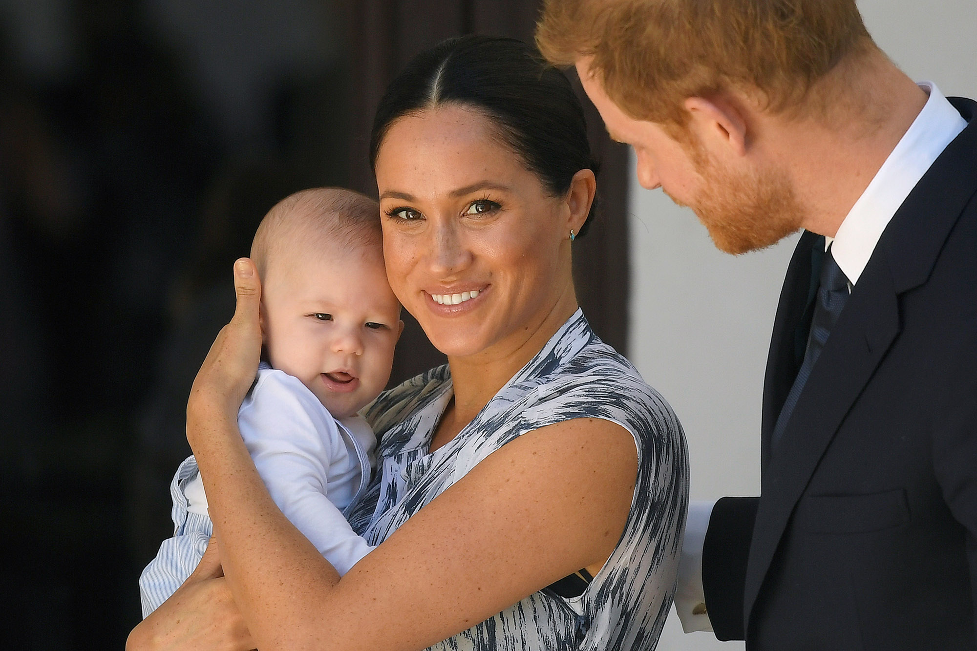 Meghan and Harry are expecting a second child
