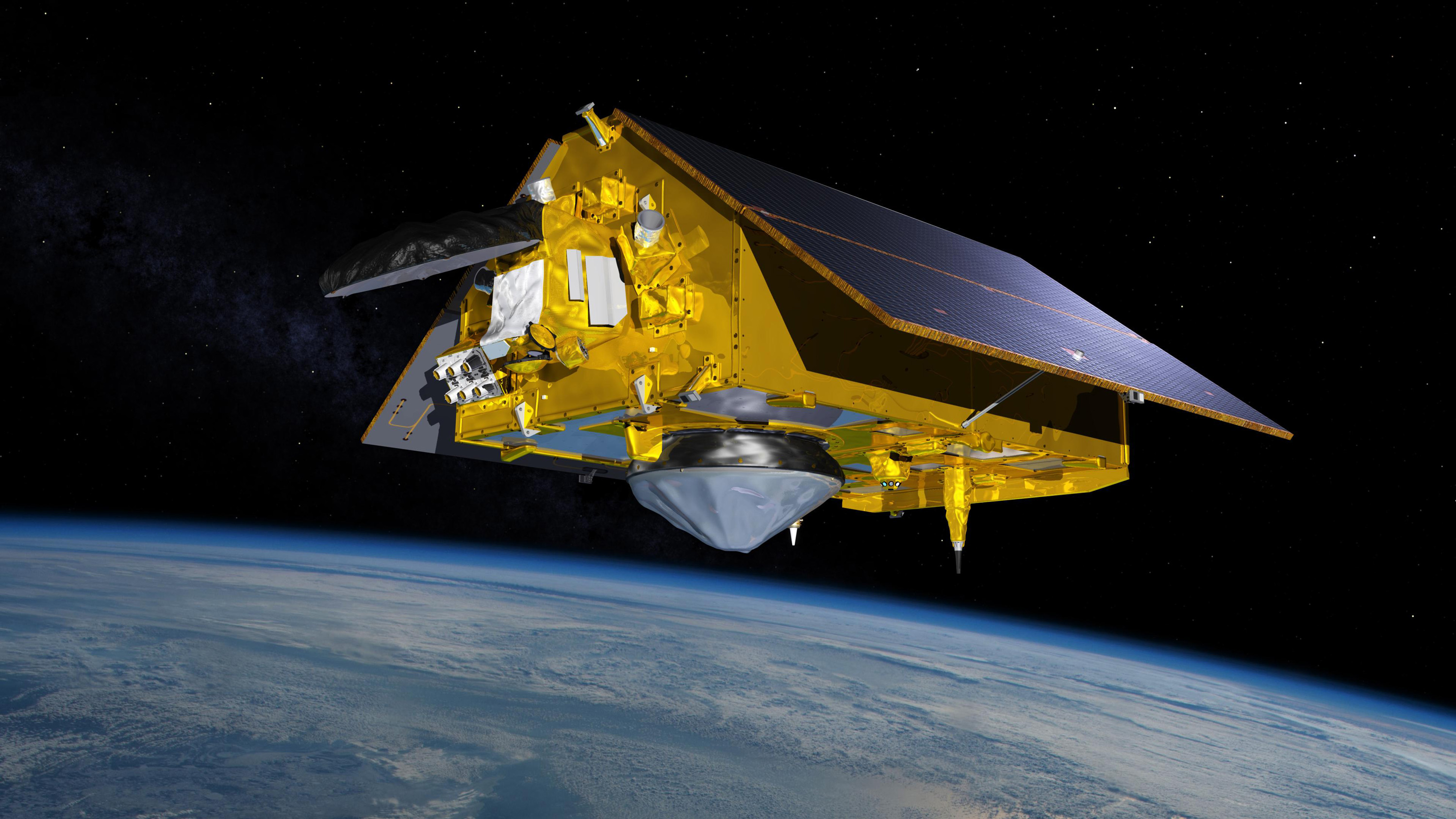 NASA launch Saturday: This satellite will track Earth's sea level rise
