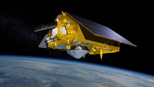 Image for NASA launch Saturday: This satellite will track Earth's sea level rise