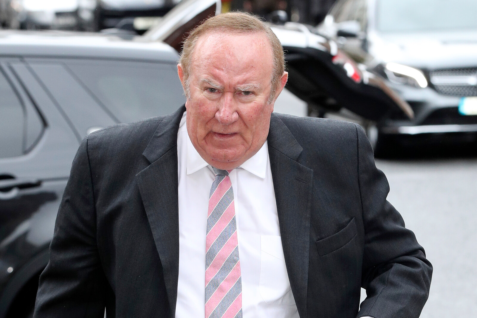 Andrew Neil resigns as chair of GB News three months after network's launch
