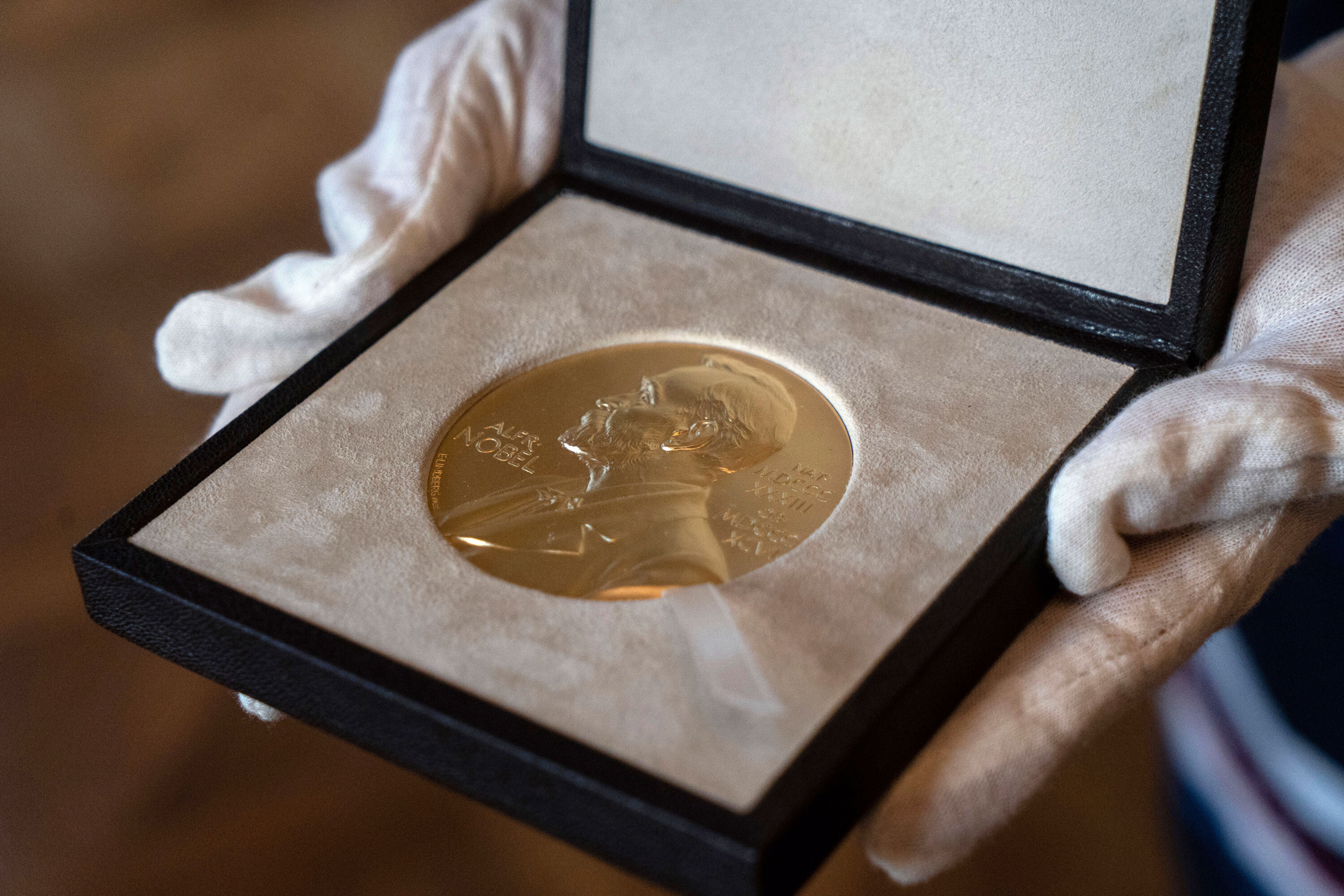 Nobel Prize in physics awarded to scientists whose work warned the world of climate change