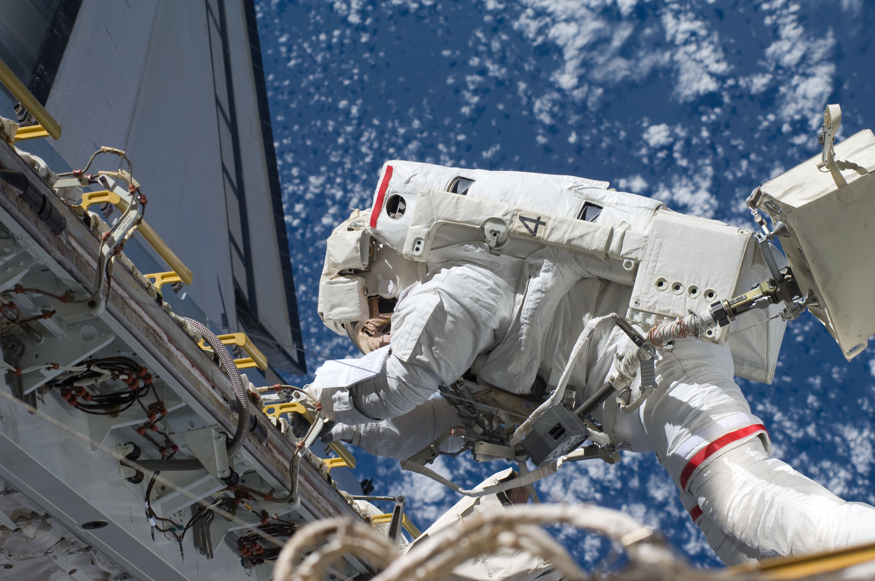 Riskiest job in space and more top science stories this week
