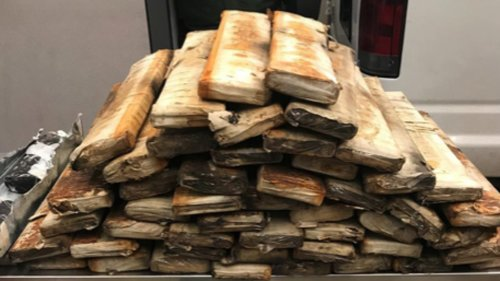 Image for Arrest made after 268 pounds of 'opium paste' found at border