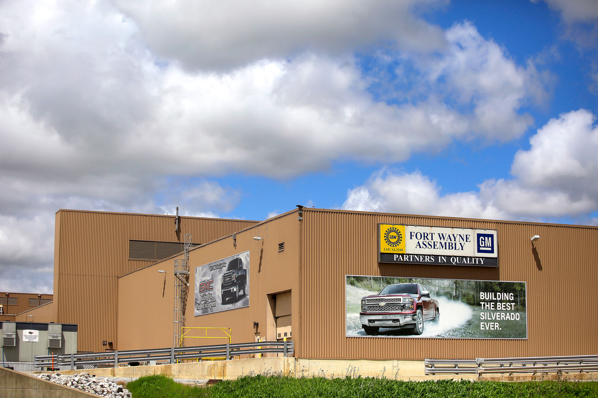 GM shutting down production at most of its plants in North America