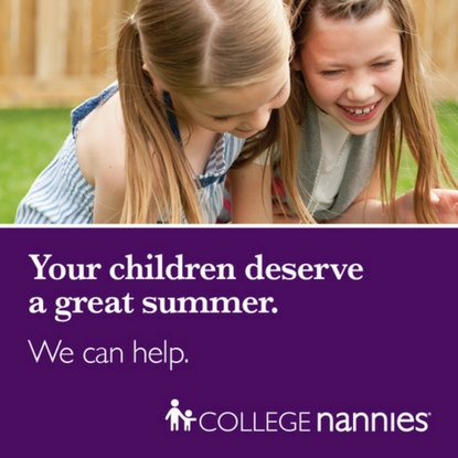 Hiring Nannies & Tutors!