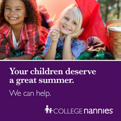 Book Your Summer Nanny