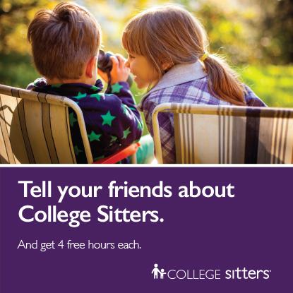 Share Your Sitter Secret