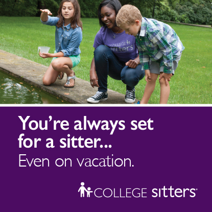 Sitter Anytime, Anywhere!