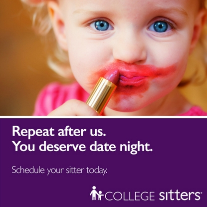 You deserve a night out!