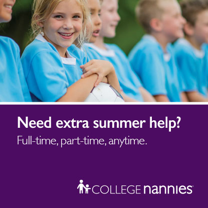 Need a Summer Nanny?