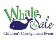Whale of a Sale - Indy's Largest Children's Consignment Event