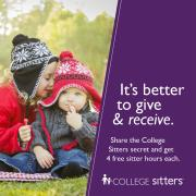 Share your best kept secret...AWESOME sitters!