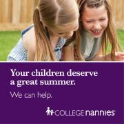 Summer Nannies = Fun for Everyone
