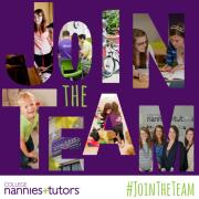 We're Hiring After School Nannies in the Morris Plains Area NOW