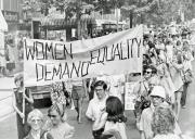 Celebrating Women's Equality Day 2015