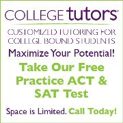 Are you preparing for ACT or SAT testing?