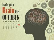 National Train Your Brain Day is a Great Time to Think and Play
