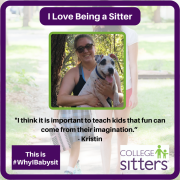 I am Able to Touch so Many Children's Lives Each Week: Meet Kristin