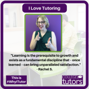 We Have the Best Tutors in Austin: Meet Rachel