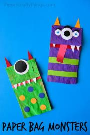 Halloween Crafting Fun!