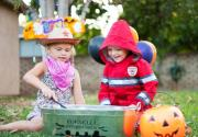 Join CNT St. Paul Nannies for Trick or Treating in Highland