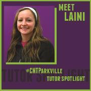 Meet Laini: Our CNT Parkville Featured Tutor Spotlight