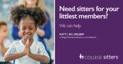 College Sitters is Now Offering Child Care for Churches