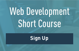 Web Development Short Course