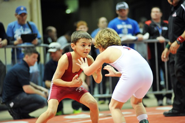 The Wrestling Collection — Coaches Tribune