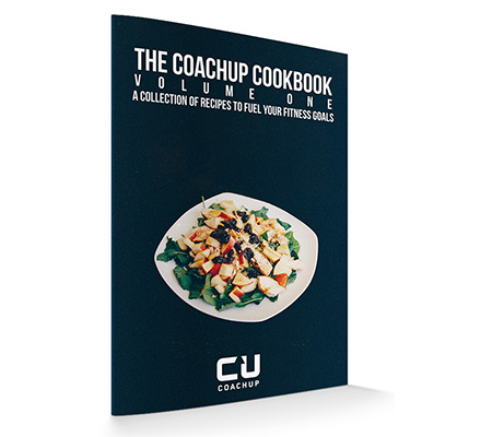 # THE COACHUP COOKBOOK VOLUME I