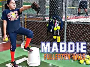 Jill M. action photo
