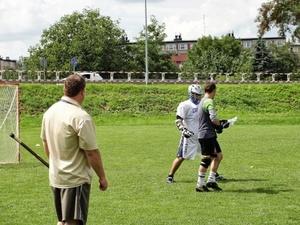 Pat C. action photo