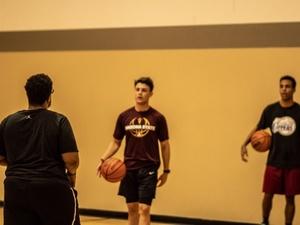 Jordan B. action photo