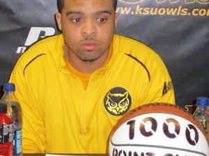Kelvin M. action photo