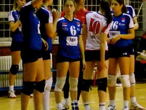 Ana Todorovic action photo