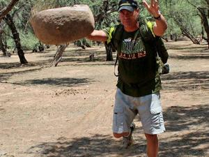 Jeff B. action photo