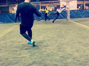 Daniel Milicevic action photo