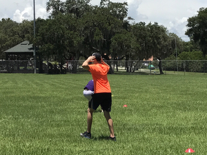 Eddie Padilla action photo