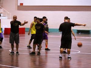 Ricky Magallanes action photo