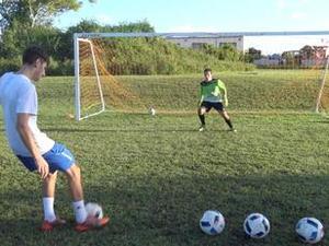Pablo Terminiello action photo