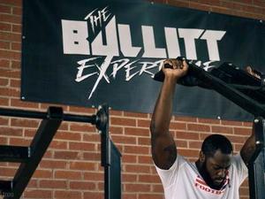 Terrance Bullitt action photo