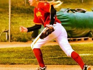 Lexi Slater action photo