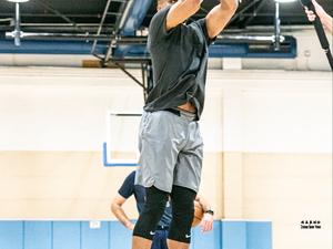 Mike Balian action photo