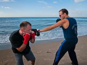 Yevgeniy K. action photo